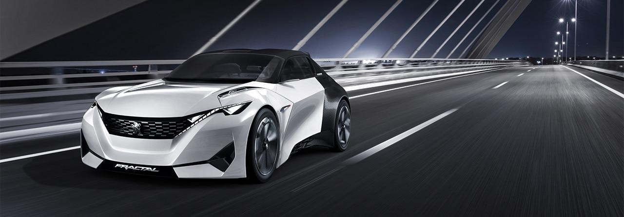 Peugeot Fractal: vivez...