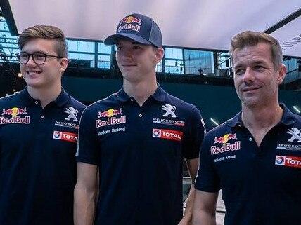 Team Peugeot Total Mondial