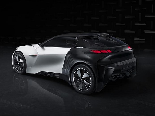 Concept Cars Peugeot Innovation Technologique Et Design