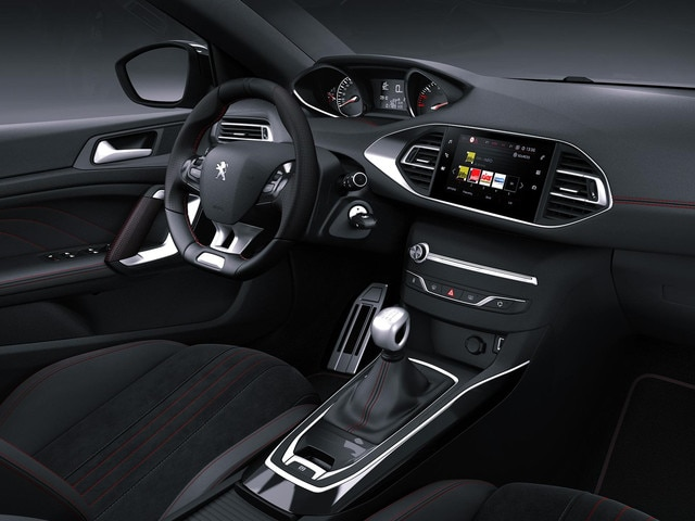 Nouvelle peugeot 308 design couleurs et quipements for Interieur 308