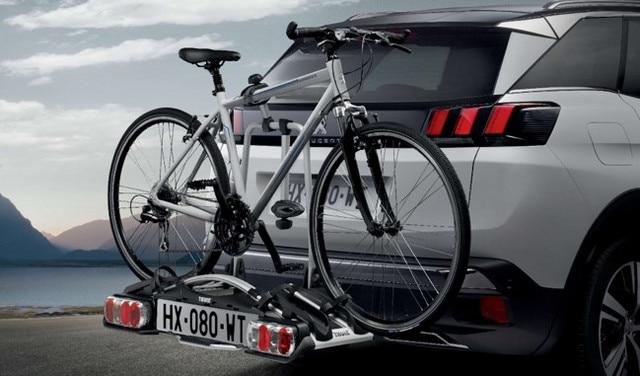 Porte vélo Peugeot