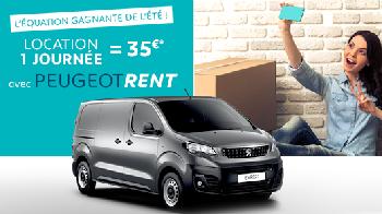 Promo Peugeot Rent