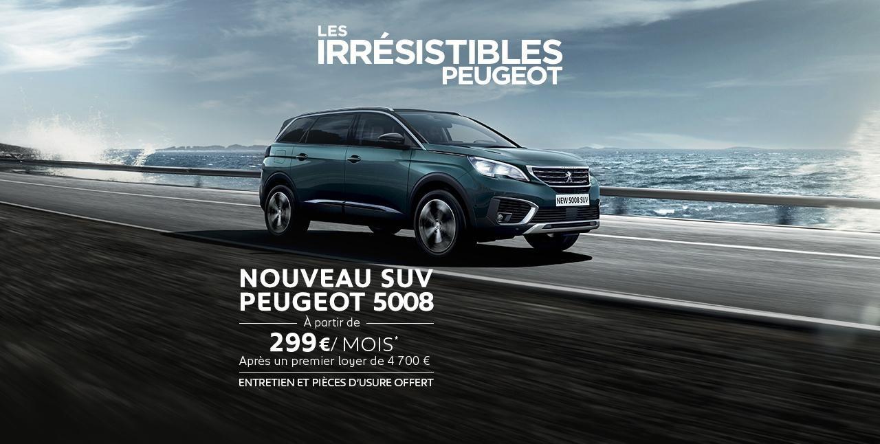 Les irrésistibles Peugeot - du 14 au 15 octobre