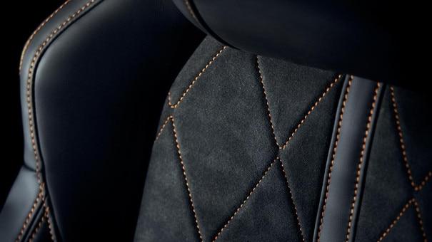 SUV PEUGEOT 3008  : Détail cuir