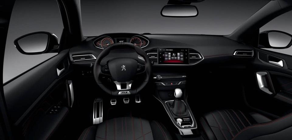 Design Intérieur Peugeot 308 GT | Berline et SW