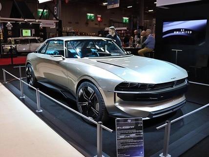 Peugeot Rétromobile
