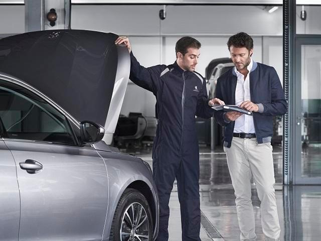 Rejoignez Peugeot