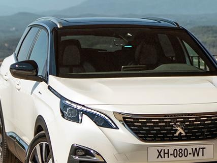 SUV PEUGEOT 3008 HYBRID - LED en mode Electric
