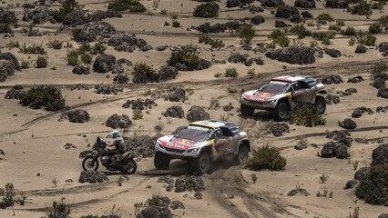 Etape 7 Peugeot 3008 Dakar