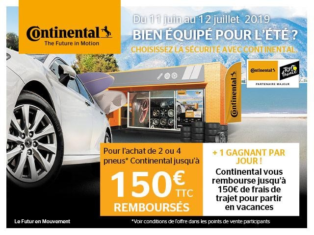 Offre Continental
