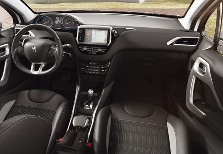 Design int rieur for Interieur peugeot 2008