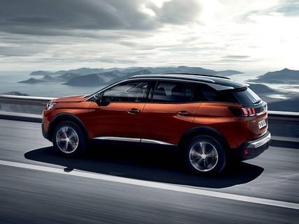 SUV Peugeot