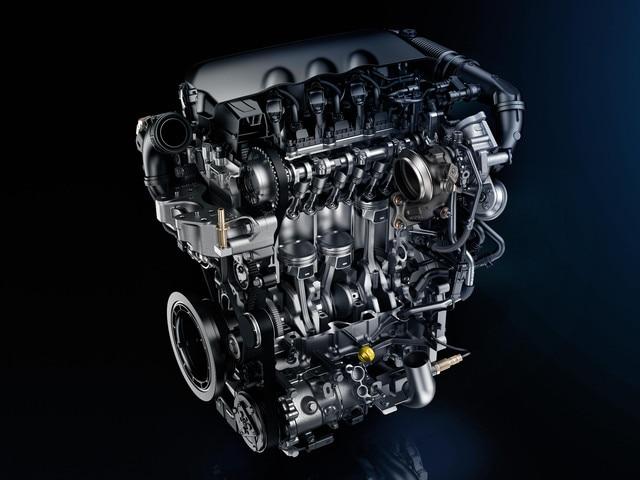 Moteur PureTech turbo Peugeot
