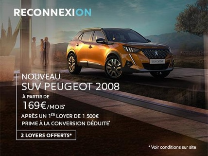 SUV Peugeot 2008 Business