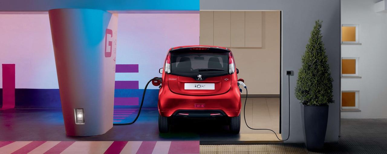 Peugeot électrique