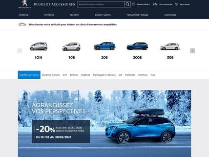 HP Peugeot Accessoires