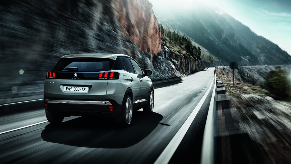 peugeot suv 3008 : comportement