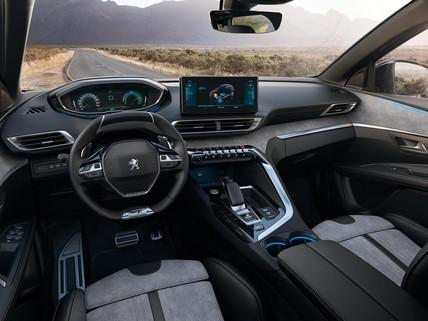 Nouveau SUV PEUGEOT 3008 HYBRID - Grand Intérieur HYBRID avec sièges en Alcantara