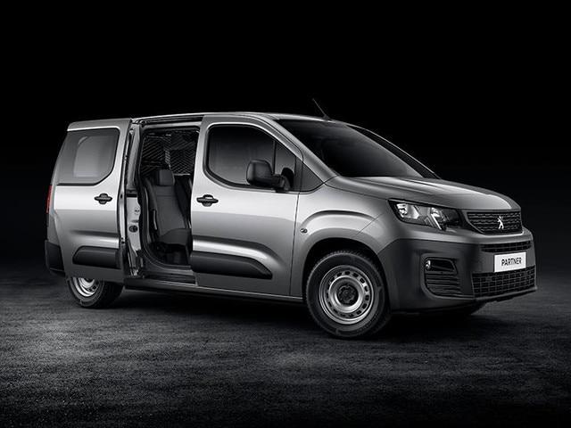 Nouveau Peugeot Partner indicateur surcharge