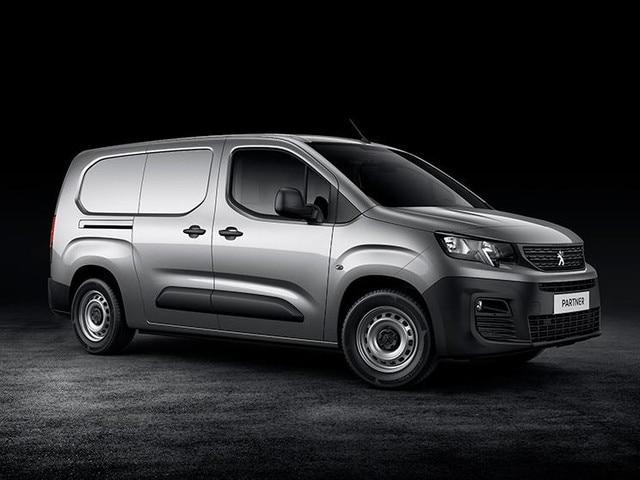 Nouveau Peugeot Partner configurations
