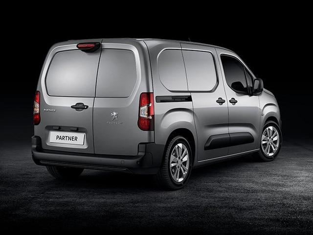 Nouveau Peugeot Partner design