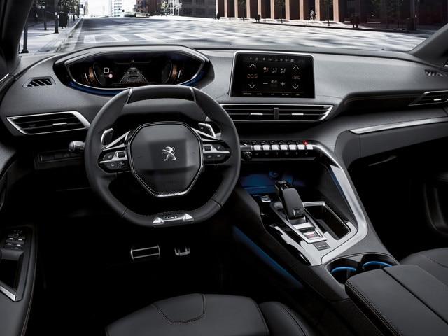 Decouvrez Le Nouveau Suv Peugeot Gt