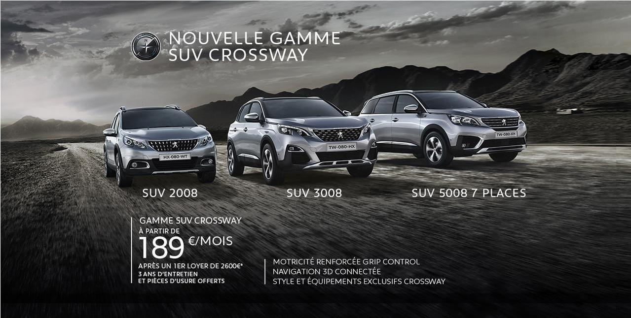 SUV Crossway