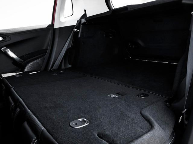 SUV PEUGEOT 2008 : modularité