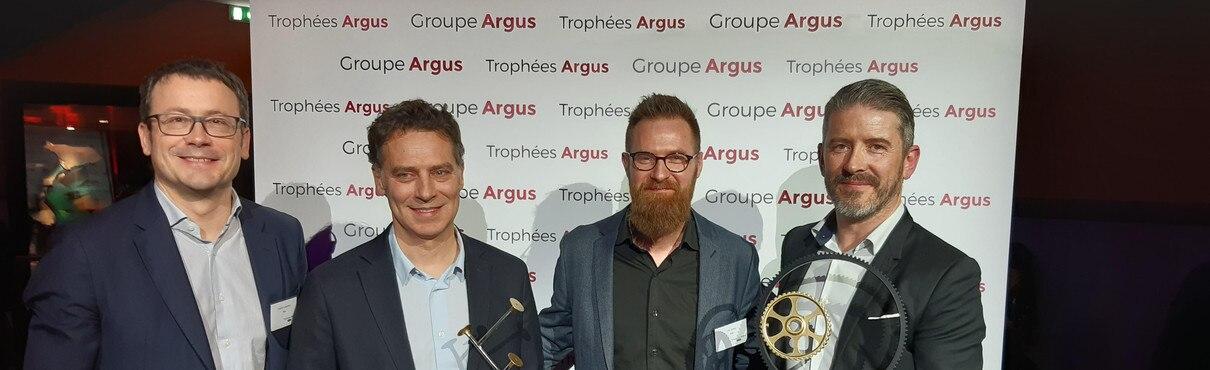 Voiture Argus 2020