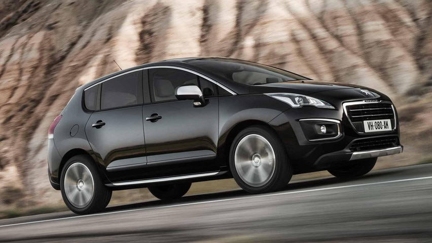 peugeot 3008 crossover le monospace confort haut de gamme. Black Bedroom Furniture Sets. Home Design Ideas