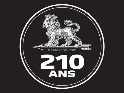 Logo 210 ans Peugeot