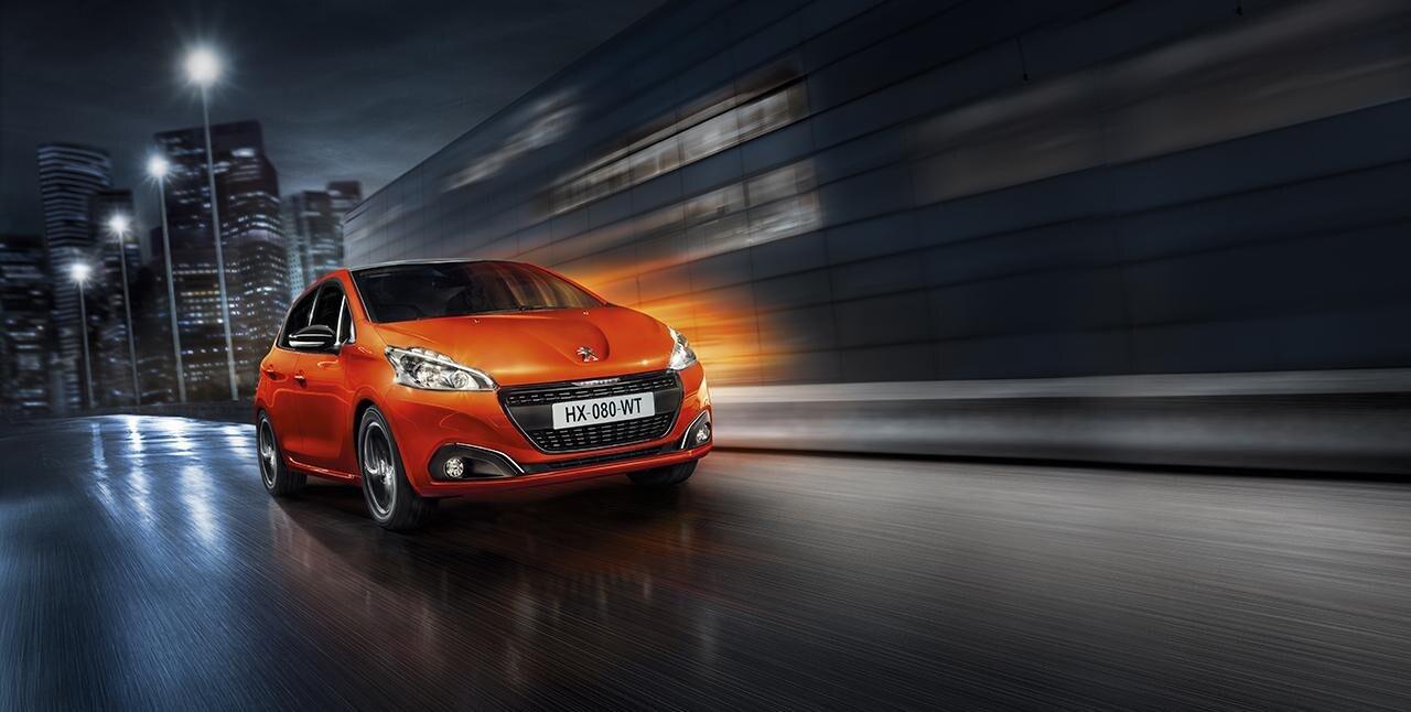 Peugeot 208 5 portes design exterieur
