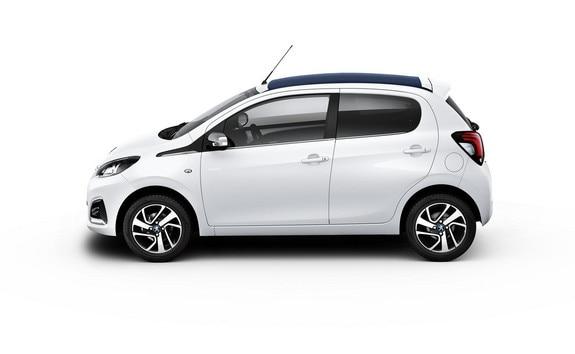 Peugeot 108 la voiture citadine personnalisable - Petite voiture 5 portes ...