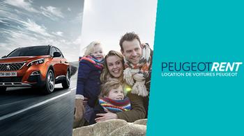 Peugeot Rent