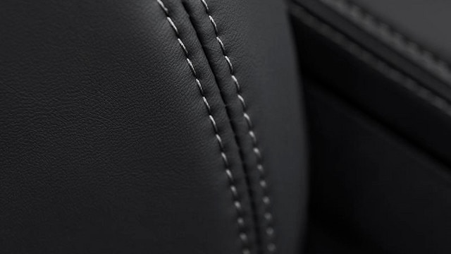 Nouveau SUV PEUGEOT 3008 : Détail cuir