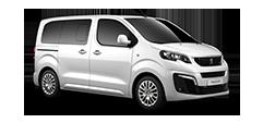 Peugeot Traveller Fjölnotabíll