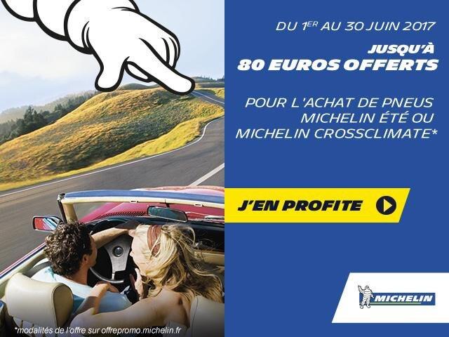Offre Michelin juin 2017
