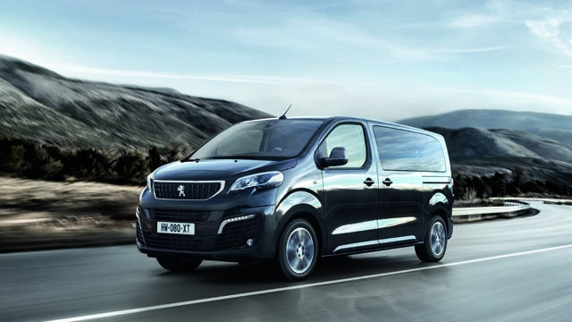 Peugeot Traveller design exterieur