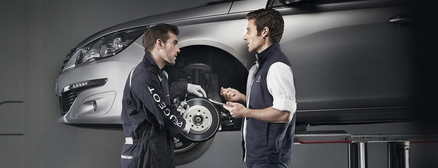 Peugeot - Conseil entretien