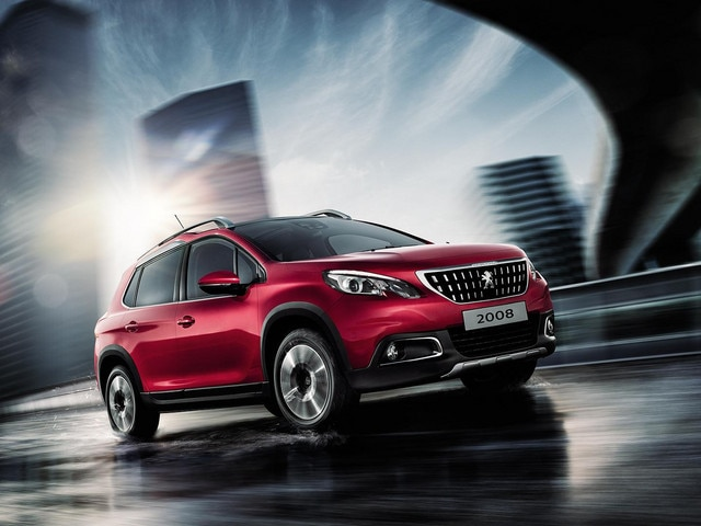 Gamme suv peugeot 2008