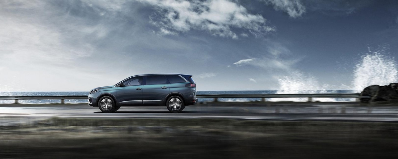 Gamme suv peugeot 5008