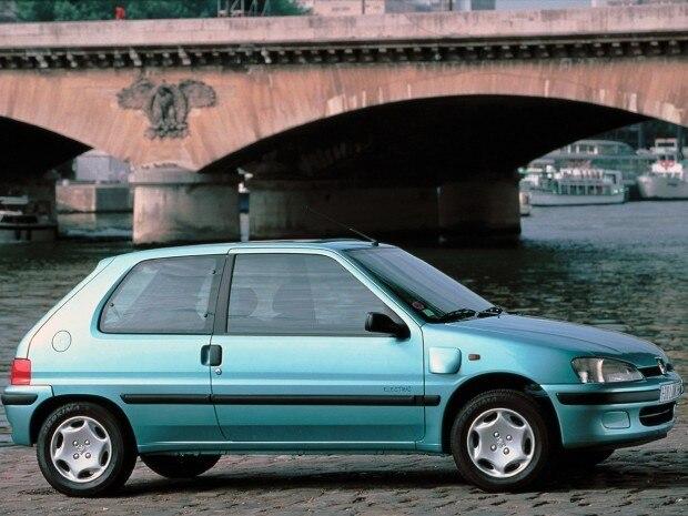 Peugeot 106 électrique