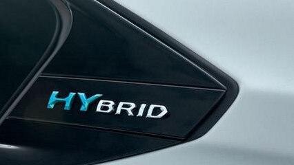 Nouvelle PEUGEOT 508SW HYBRID - badge hybrid