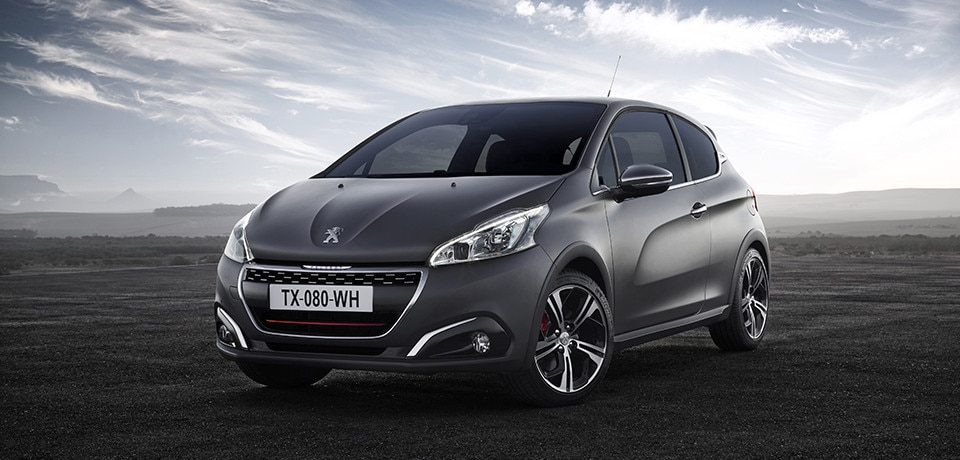 peugeot 208 gti design ext rieur. Black Bedroom Furniture Sets. Home Design Ideas
