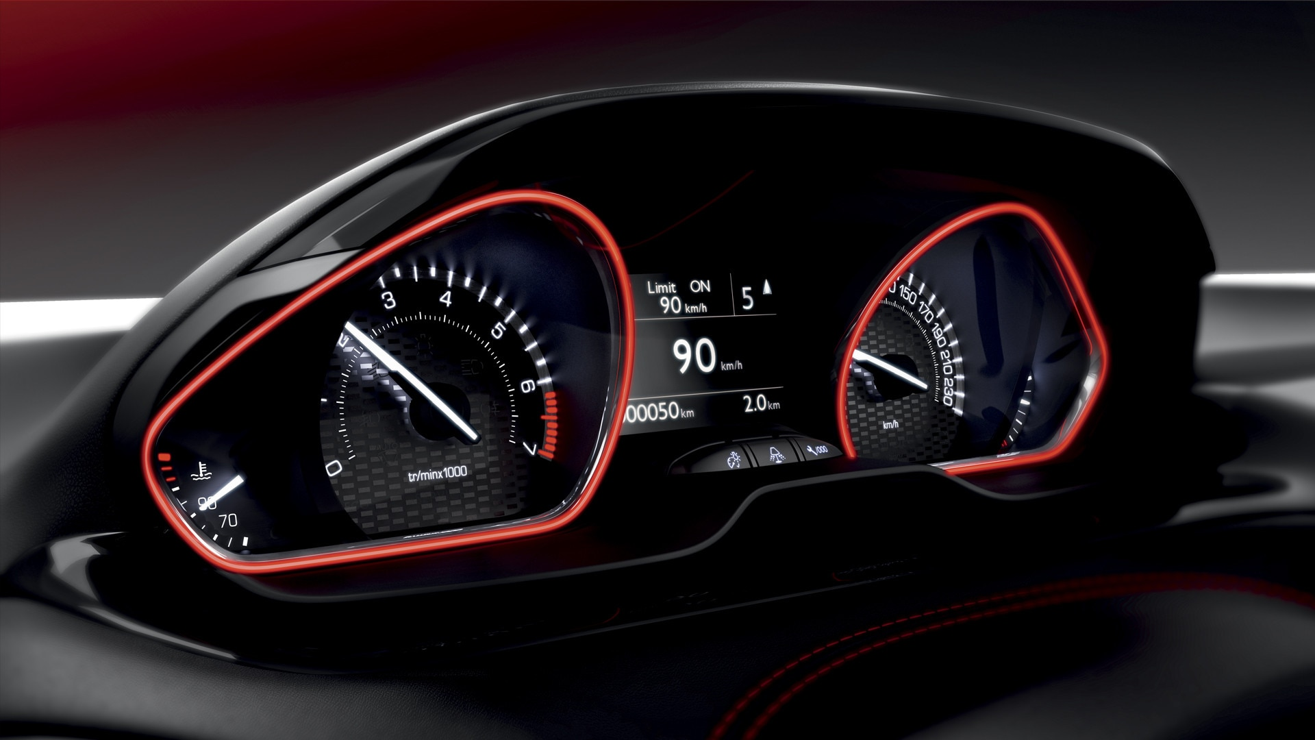 Peugeot 208 GTi   La voiture compacte sportive par PEUGEOT