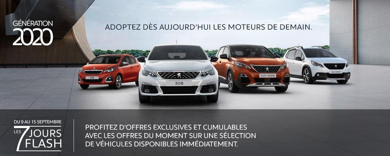 Peugeot | Constructeur automobile français | MOTION & e MOTION