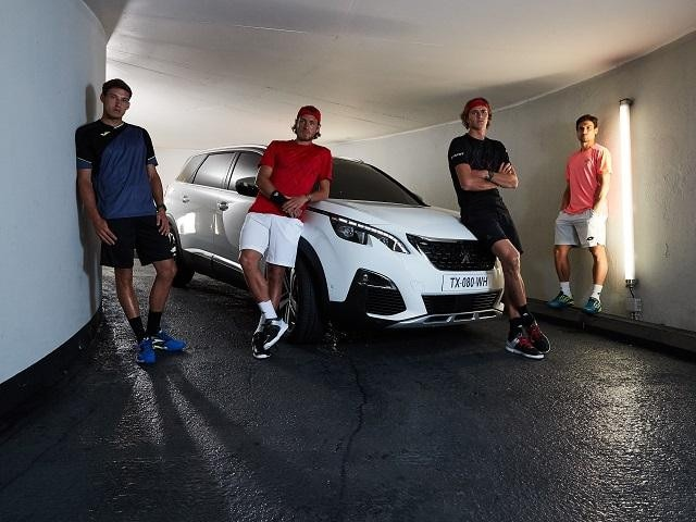 Peugeot et le Tennis