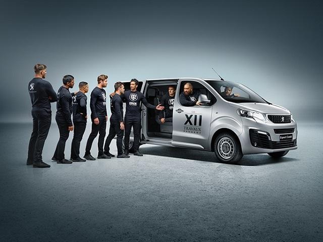 ST et les VU Peugeot