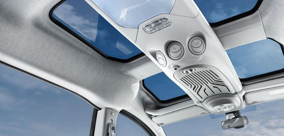 Découvrez le design intérieur du Partner Tepee par Peugeot