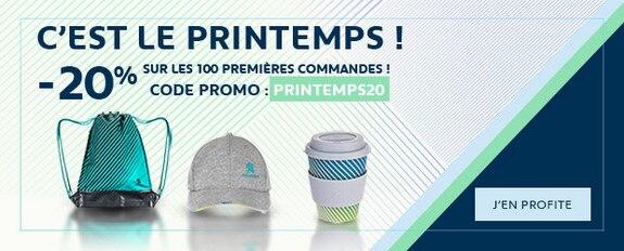 Offre Printemps